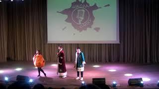 """Рубрика Нас засудили - """"Дубль Два"""" - шк.№9 - Финал Школы Смеха 2017 г."""