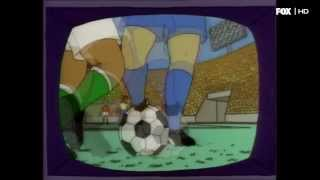 Tutte le stelle del calcio di Springfield!