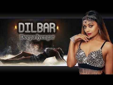 DILBAR  - Satyameva Jayate  | Nora Fatehi | Deepa Iyengar | Bollywood Dance Choreography
