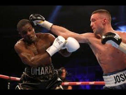Josh Taylor Vs Ohara Davies - Brutal war and Massive KO victory - War of words and Beef quashed?