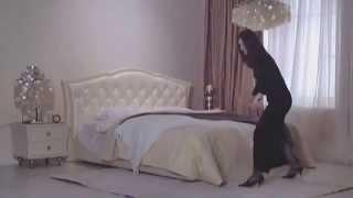 видео Кровать Бергамо