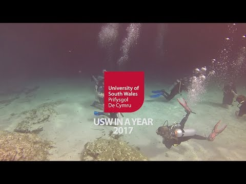 USW in a year 2017 - University of South Wales