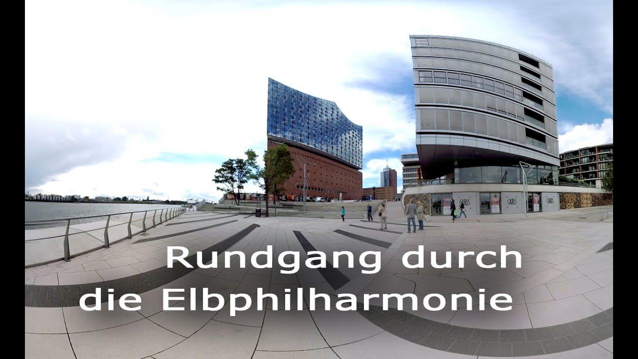 360 Video Elbphilharmonie Baustelle Youtube