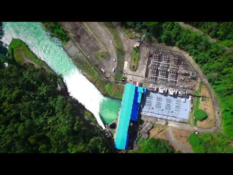 Aerial survey for MWSS (video compilation of dams, plants, buildings, etc.)