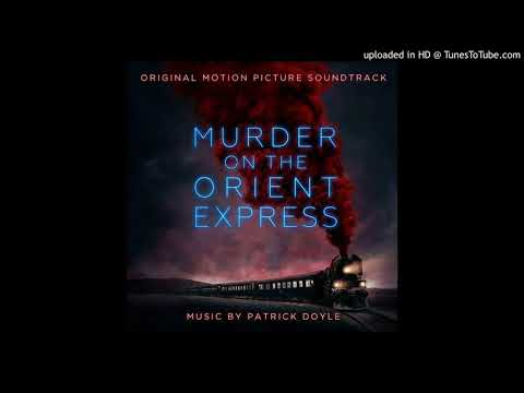 8. MacQueen - Murder on the Orient Express - Patrick Doyle