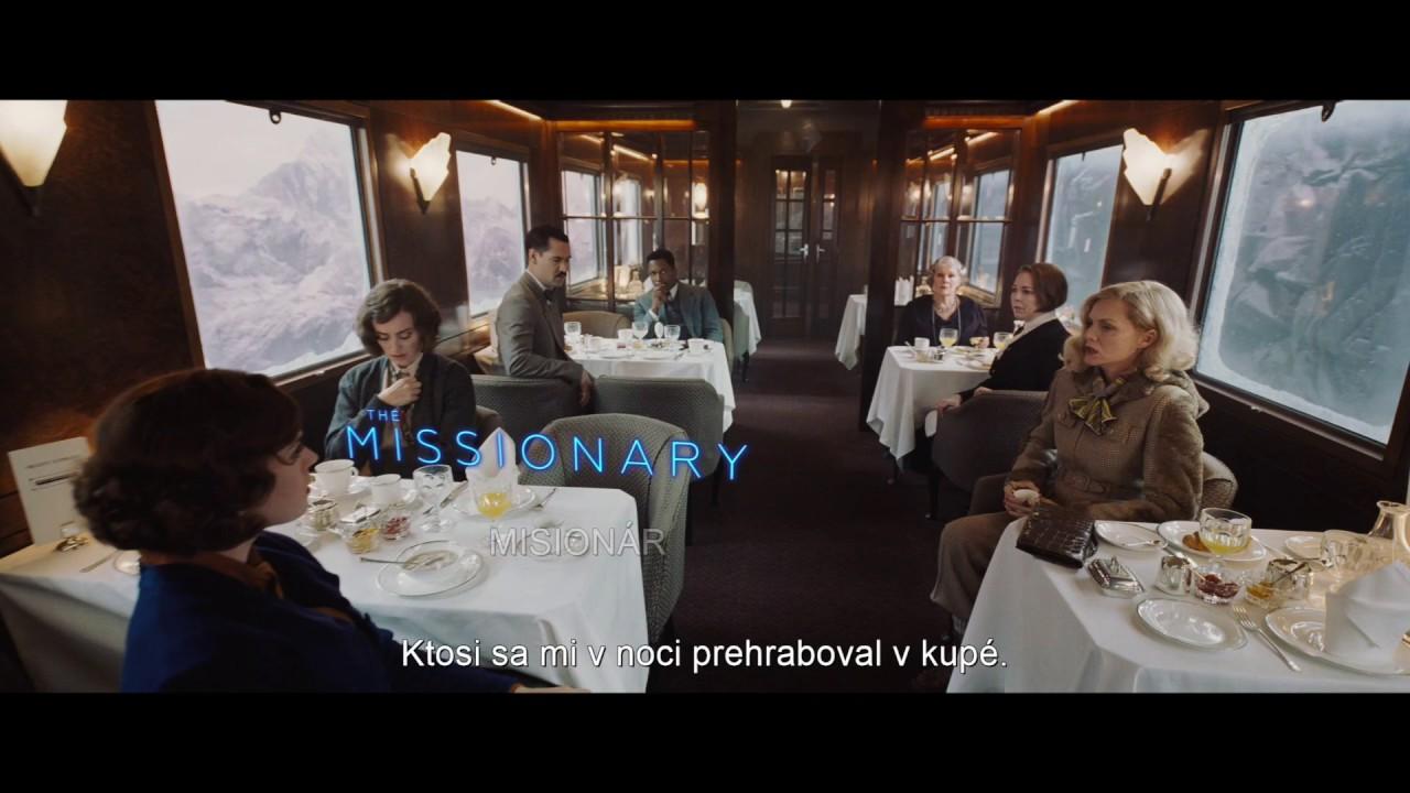 Vražda v Orient exprese (Murder on the Orient Express) - oficiálny trailer