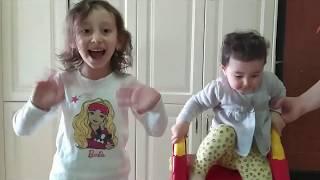 Kaydırak aldık  Eğlenceli Çocuk Videosu