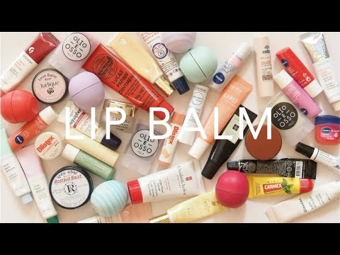 Product Pile: Lip Balms | Repairing, Light, Drugstore And High End Collection
