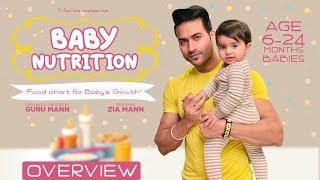 Program Overview | BABY NUTRITION Program | Guru Mann | Health & Fitness