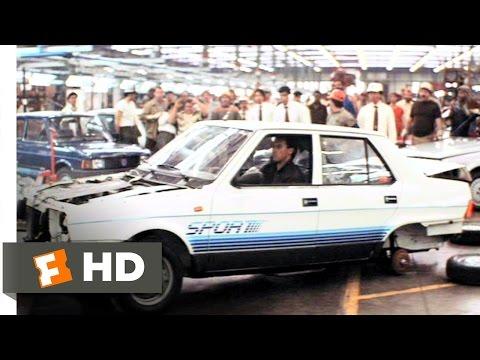 Gung Ho (10/10) Movie CLIP - Hunt's New Car (1986) HD