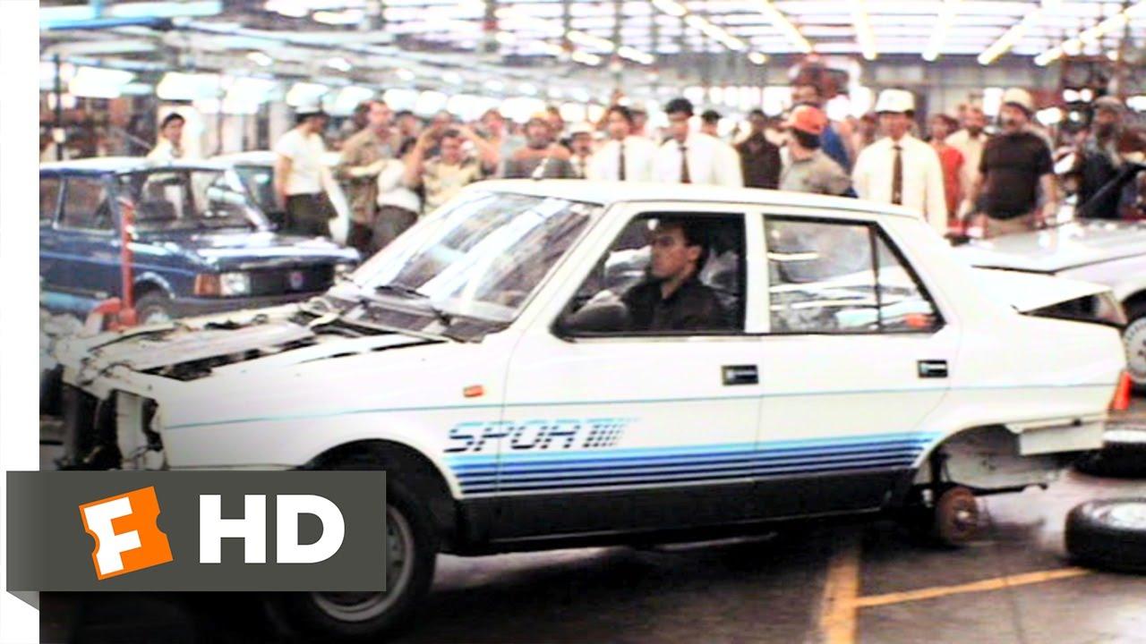 Download Gung Ho (10/10) Movie CLIP - Hunt's New Car (1986) HD