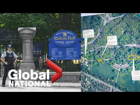 Global National: July 3, 2020 | New details on accused intruder at Rideau Hall