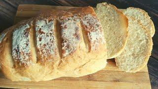 Больше белый хлеб не покупаю Нашла идеальный рецепт хлеба Такой хлеб не черствеет 2 недели