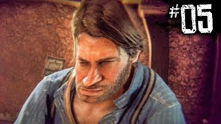 Red Dead Redemption 2 - GETTING DRUNK IS HILARIOUS - Part 5