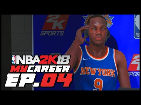NBA 2K18 | MyCareer - 'NEIGHBORHOOD TOUR & FIRST GAMES!' | #04