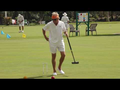 Croquet:US Rules-2017 Seniors/Masters:Just v Warner