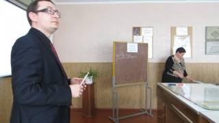 Інтегрований урок української та англійської мови з теми