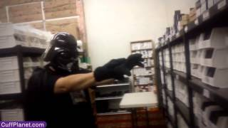 Cuff Planet TV Episode 1 - Batman and Darth Vader Take Over Cuff Planet Thumbnail