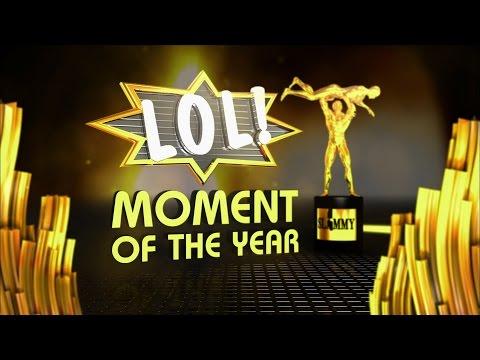 "2014 WWE Slammy Awards - ""LOL Moment of the Year"""