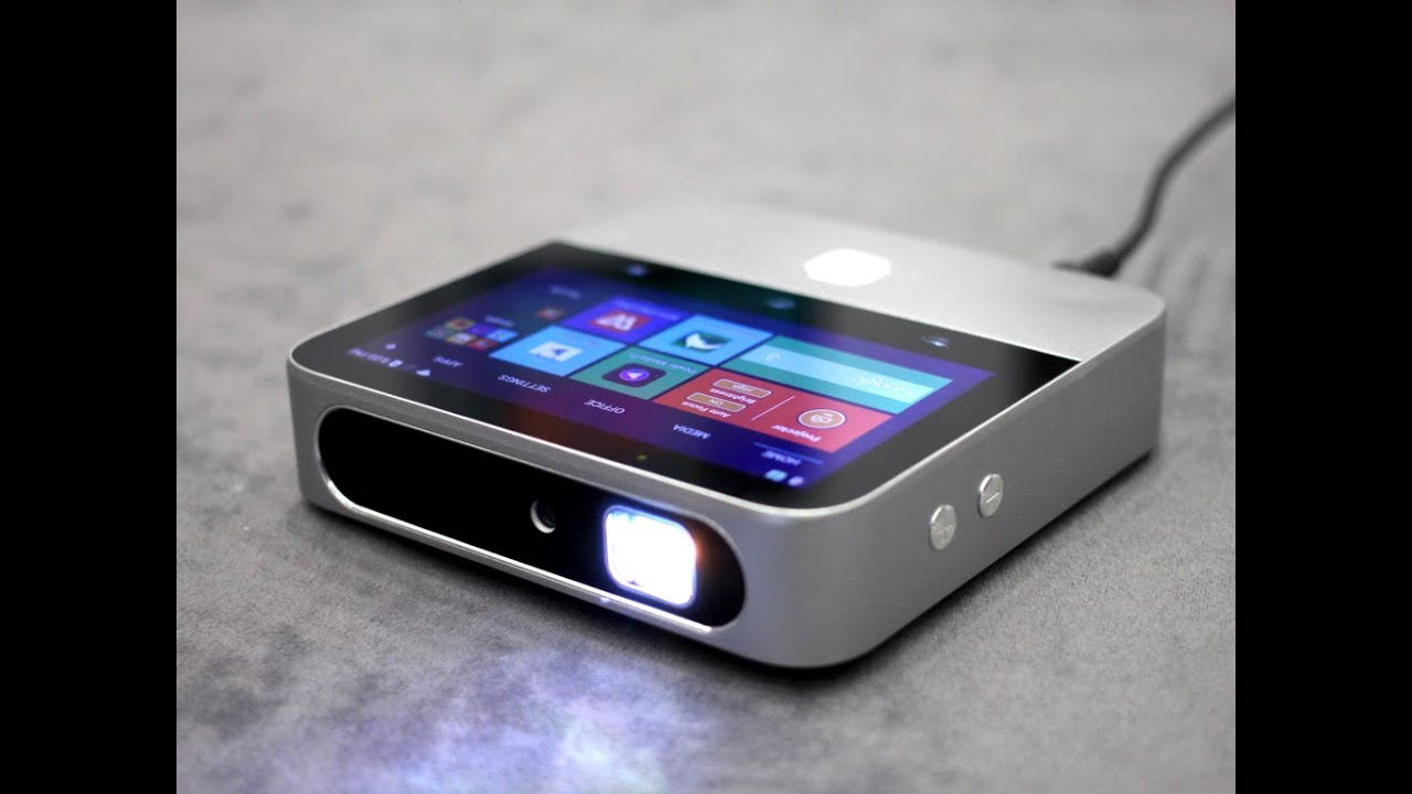Top 5 portable smart projectors you should buy youtube for Where to buy pocket projector