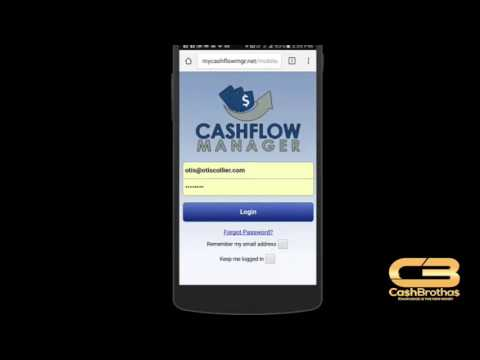 Cash Flow Manager Software for Android | June Collier