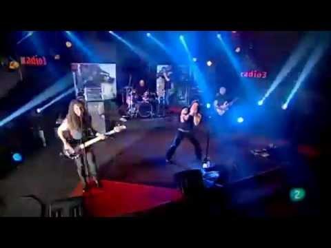 Saratoga - No sufriré jamas por ti Live Radio3 2015 HD