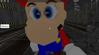 LUIGI & Mario's In Area 51 Roblox