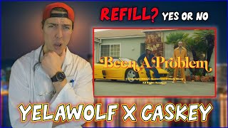"Yelawolf x Caskey ""Been A Problem"" (First Ever Reaction) 