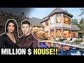Priyanka Chopra & Nick Jonas's 20 MILLION DOLLAR New House