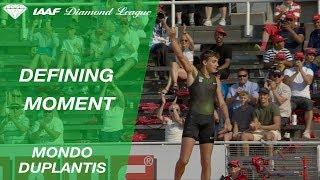Mondo Duplantis talks pole vault, Renaud Lavillenie & having a garden runway - IAAF Diamond League