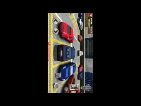 Игра парковка машин на айфоне