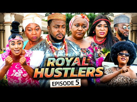 ROYAL HUSTLERS EPISODE 5 (New Movie) Nosa Rex U0026 Ebele Okaro 2021 Latest Nigerian Nollywood Movie