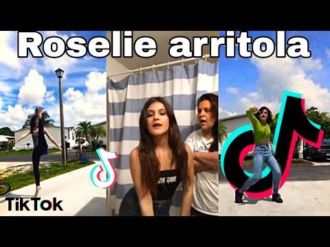 jenny popach tiktok | Roselie Arritola best tiktok competition