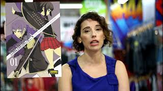 Novedades Noviembre 2017 - Cómic Manga (2/2)