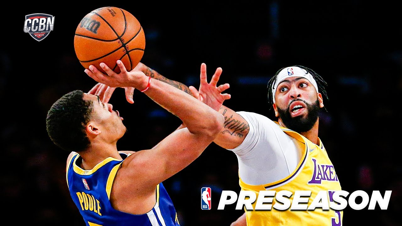 Download WARRIORS at LAKERS | FULL GAME HIGHLIGHTS | NBA PRESEASON 2021-22