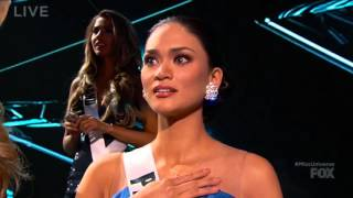 SCANDAL IN MISS UNIVERSE 2015