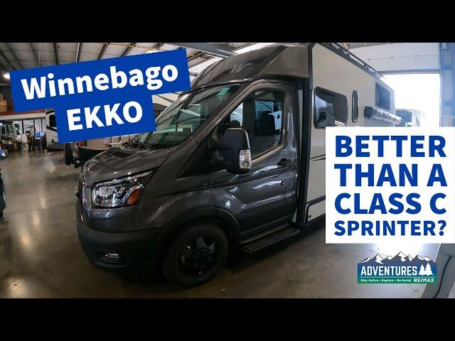 Winnebago Ekko   Better then Class C Sprinter?