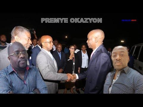 Jounal kreyòl premye Okazyon-Me kòman Ayiti reveye maten Vendredi 21 Juin 2019