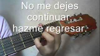 Tócame - Leonel García (Karaoke)
