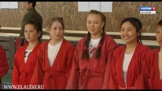 В Онгудае состоялся турнир по самбо, посвященный памяти Семена Аткунова