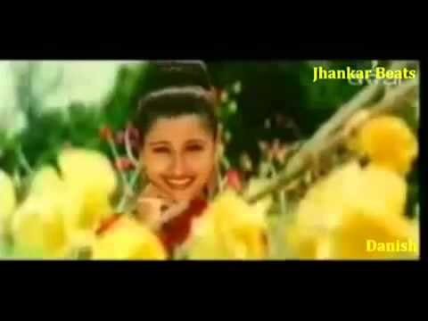 Aaj Mile Ho  HQ   with PMC Jhankar Beats  Stuntman  Alka Yagnik   Kumar Sanu medium