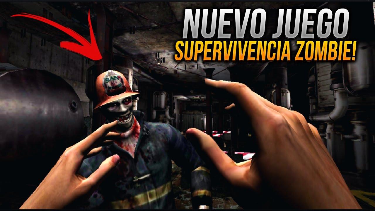 Descarga Nuevo Juego Supervivencia Zombie Para Android Youtube