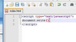 Javascript Tutorial - 2 - Basic Syntax