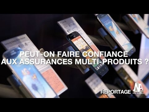 Peut-on faire confiance aux assurances high-tech multi-produ