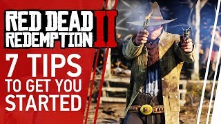 7 Tips To Get You Started In Red Dead Redemption 2