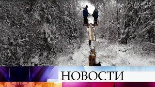 Наступление метеорологической зимы ожидается вМоскве уже сегодня.