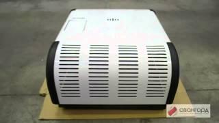 видео газовый конвектор