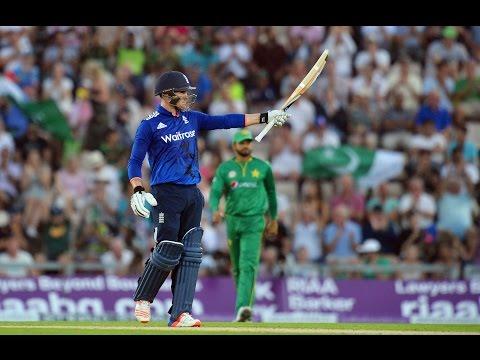 Jason Roy stars as England secure 44-run ODI win over Pakistan