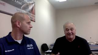 Years of Severe Chronic Sciatica, Healed By Dr. Whelton