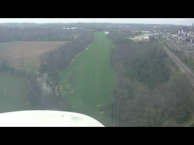 Landing @ NC52 Silver Creek Airport